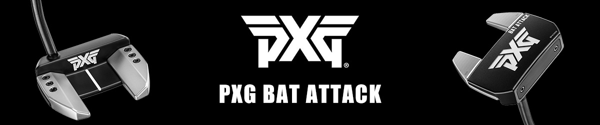 PXG パター BAT ATTACK