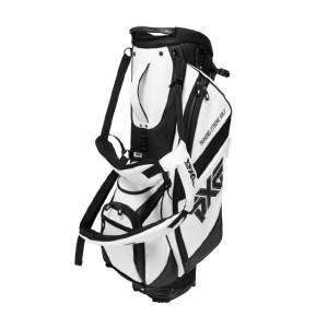 スタンドバッグ ブラック&ホワイト